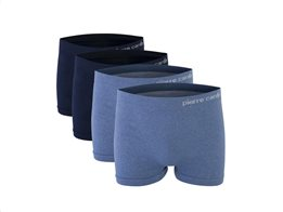 Pierre Cardin Σετ Ανδρικά Μποξεράκια Πακέτο 4 τμχ. Boxers 4-packXLarge