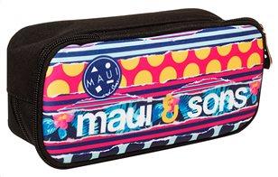 19e49aca39c Maui & Sons Κασετίνα Οβάλ Polka GIM