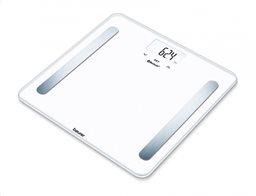Beurer Ψηφιακή Διαγνωστική Ζυγαριά-λιπομετρητής Μπάνιου BF 850 Λευκή με  Bluetooth   Smartphone App 65ea0fc4f24