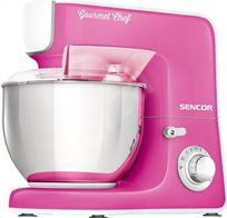Sencor κουζινομηχανή 1000W STM 3778RS Ροζ