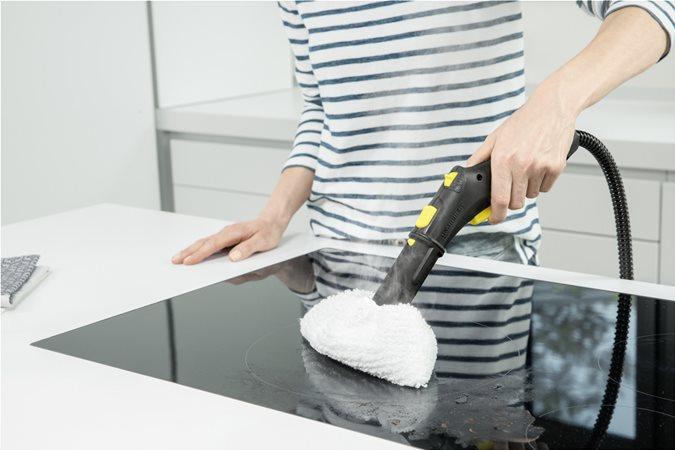 Η δύναμη του ατμού για την καθαριότητα του σπιτιού σας