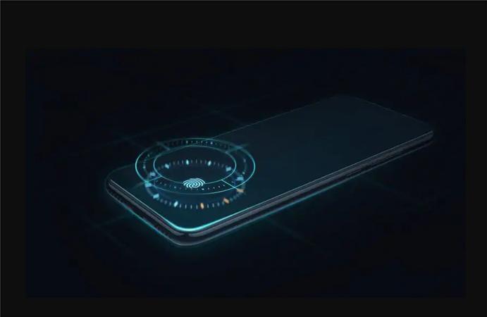 In-screen αισθητήρας δακτυλικού αποτυπώματος
