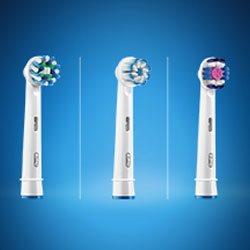 Κεφαλές βουρτσίσματος σχεδιασμένες από οδοντιάτρους