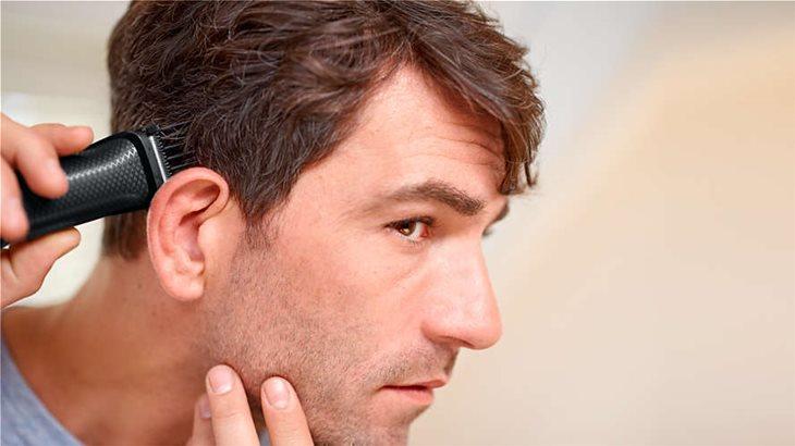 Το τρίμερ διαμορφώνει τα γένια και τα μαλλιά σας τελειοποιώντας το λουκ σας