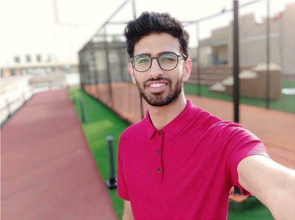 8MP selfie κάμερα με AI