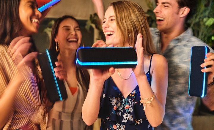 Δώστε επιπλέον ένταση στο πάρτι σας με το Party Booster