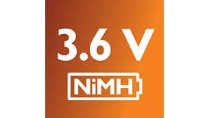 Μπαταρία NiMh για καθημερινή κατανάλωση ενέργειας