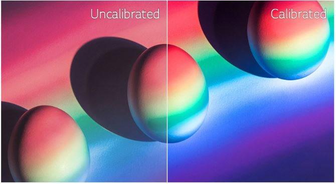 Αληθινά χρώματα και ευρύτερο οπτικό πεδίο