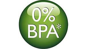 Το μπιμπερό αυτό δεν περιέχει BPA
