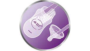 Εύκολη χρήση και καθάρισμα, απλή και γρήγορη συναρμολόγηση