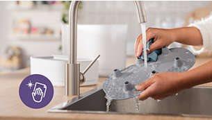 Εύκολο και γρήγορο καθάρισμα
