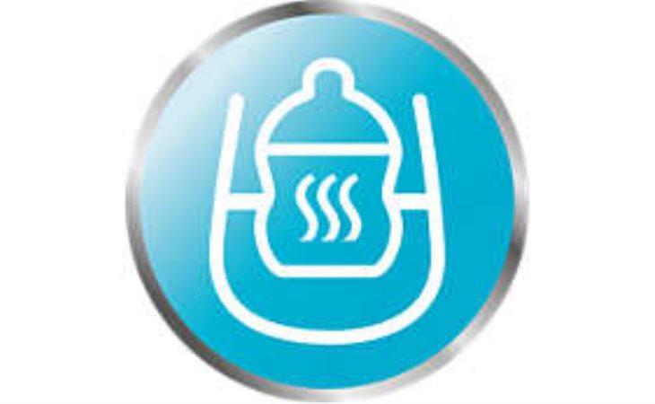 Διατηρείστε το γάλα ζεστό