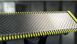 Δώστε τέλειο σχήμα στο περίγραμμα και καθαρές γραμμές με τη λεπίδα διπλής όψης