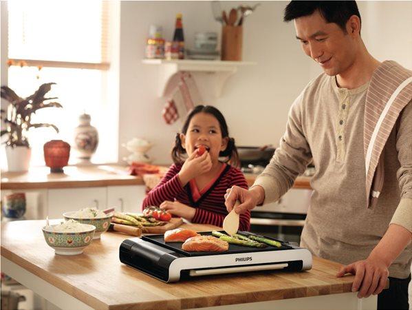 Τέλεια αποτελέσματα σε κάθε φαγητό με το ρυθμιζόμενο θερμοστάτη