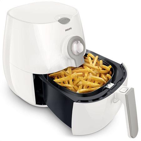 Υγιεινό τηγάνισμα με την τεχνολογία Rapid Air