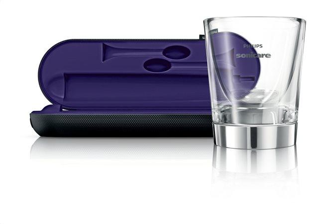 Ποτήρι φόρτισης και θήκη μεταφοράς με φόρτιση USB