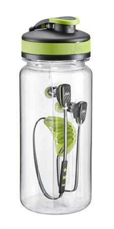 Jam Ασύρματα Ακουστικά Ψείρες Bluetooth in-Ear Transit Micro Sports Buds HX-EP510GR Πράσινο | allSmart