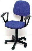 Velco Καρέκλα Γραφείου Μπλε