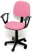 Velco Καρέκλα Γραφείου Ροζ
