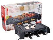 Cuisinier Deluxe Επιτραπέζια Ηλεκτρική Αντικολλητική Πλάκα ΨησίματοςBBQ Grill 1000W