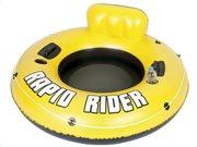 Φουσκωτή Πολυθρόνα Θαλάσσης Πισίνας 1.35m, Bestway Rapid Ride 43116