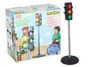 Εκπαιδευτικό παιχνίδι Φανάρια Οδικής Κυκλοφορίας ύψους 75 εκατοστά για παιδιά άνω των 3 ετών