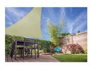 Αντηλιακή Τριγωνική Τέντα Σκίαστρο, διαστάσεων 3.6x3.6x3.6 μέτρων, σε πράσινο Χρώμα