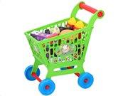 Eddy Toys Παιδικό σετ καρότσι σούπερ μάρκετ 35 τεμαχίων, διαστάσεις 27x15x28 εκατοστά