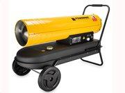Επαγγελματικό αερόθερμο πετρελαίου, Θερμαντήρας άμεσης καύσης Diesel, PowerMat, PM-NAG-65S
