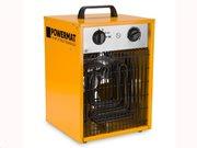 Επαγγελματικό αερόθερμο και μηχανή εξαερισμού, 3000W/6000W, PM-NAG-6E