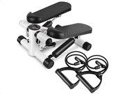 Aria Trade Mini Stepper με Λάστιχα Εκγύμνασης AT670 33-30.5cm