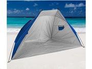 Σκίαστρο Τέντα παραλίας, 218x115x115 cm, Beach shelter Μπλε