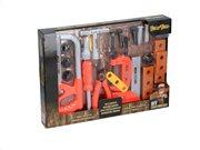 Σετ Εργαλείων Παιδικό παιχνίδι μίμησης σε 2 επιλογές, Eddy toys Children' s tool set Σχέδιο 2