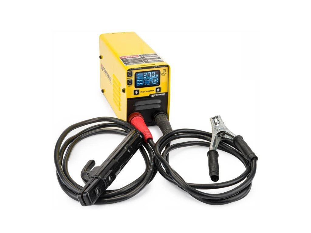 Ηλεκτροκόλληση Inverter 300A 230V IGBT TIG-LIFT, MMA, Powermat PM-MMAT-300L