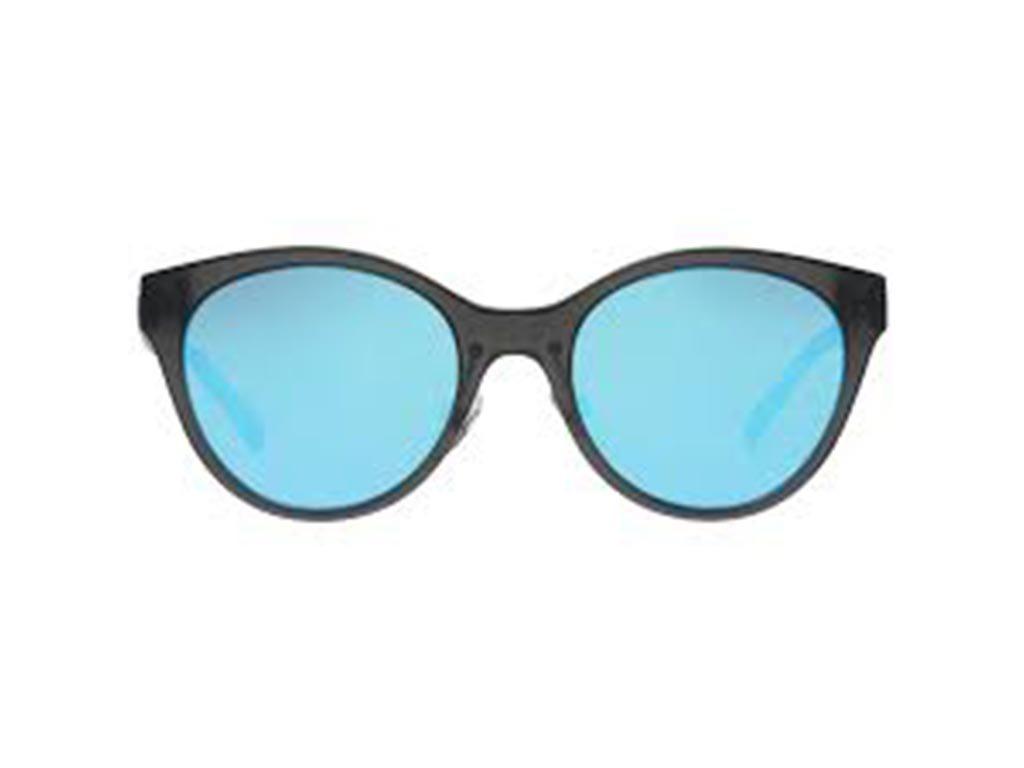Benetton Γυναικεία Γυαλιά Ηλίου με Γκρι σκελετό και Μπλε Φακό, BE5008 910 53