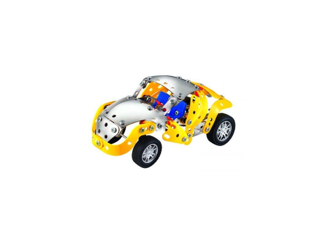 Παιχνίδι Κατασκευών με μεταλλικά στοιχεία 4 σε 1, Eddy Toys Metal bricks Σχέδιο 1