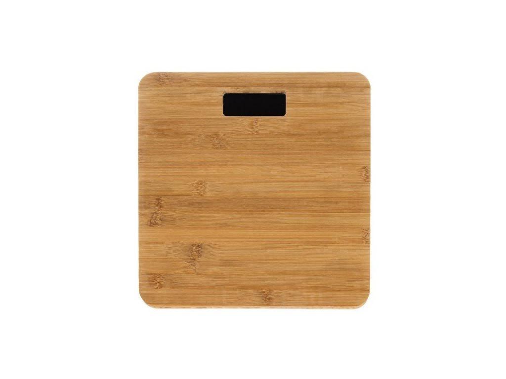 Aria Trade Ψηφιακή Ζυγαριά Καφέ Bamboo 180kg