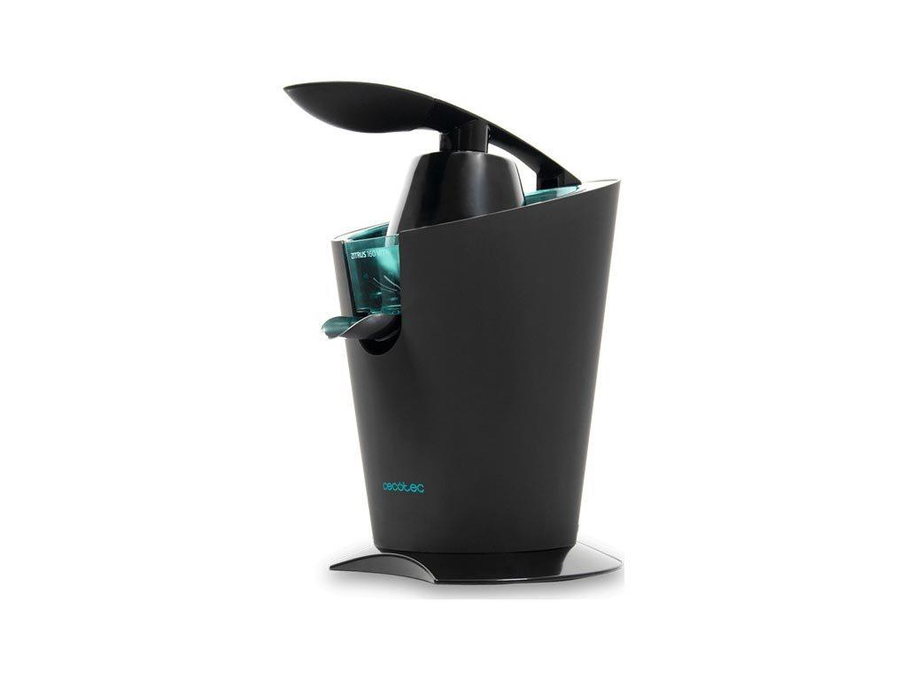 Cecotec Ηλεκτρικός Στίφτης με Ισχύ 160W σε Μαύρο χρώμα, Zitrus Vita 160, CEC-04092