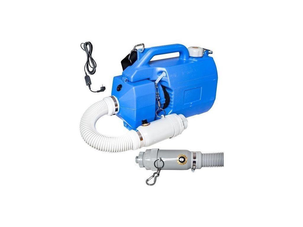 Φορητός ηλεκτρικός εκνεφωτήρας για απολύμανση επιφανείων, χωρητικότητας 5Ltr και αυλό ψεκασμού