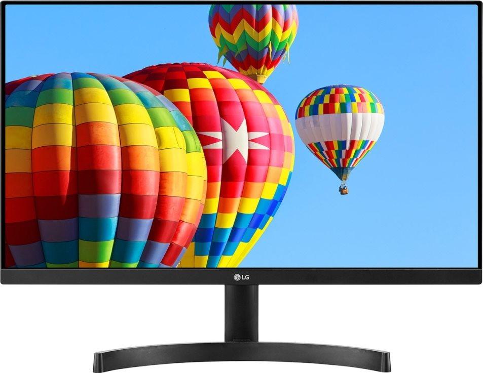 "LG Monitor 23.8"" Full-HD 24MK600H-B"