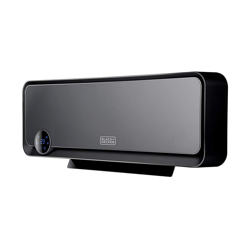 Black+Decker Επιδαπέδιος Θερμοπομπός 1200W με Ηλεκτρονικό Θερμοστάτη BXCSH1200E