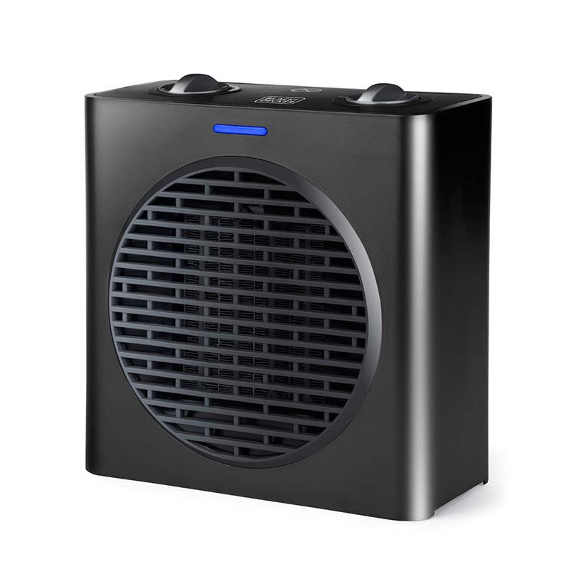 Black+Decker Κεραμικό Αερόθερμο Δαπέδου 1500W BXSH1500E