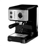 Gruppe Μηχανή Espresso 1050W Πίεσης 20bar Inox CM 4677 με δοχείο 1.25lt
