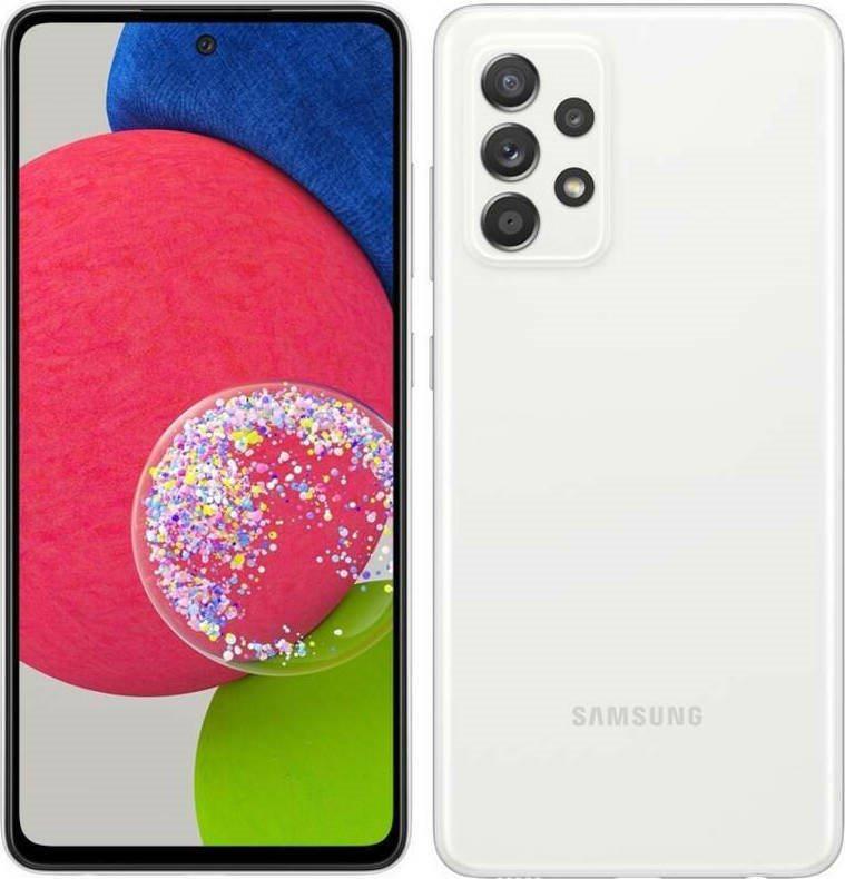 Samsung Smartphone Galaxy A52s 5G 6GB/128GB White