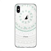Θήκη TPU inos Apple iPhone X/ iPhone XS Art Theme Dreamcatcher