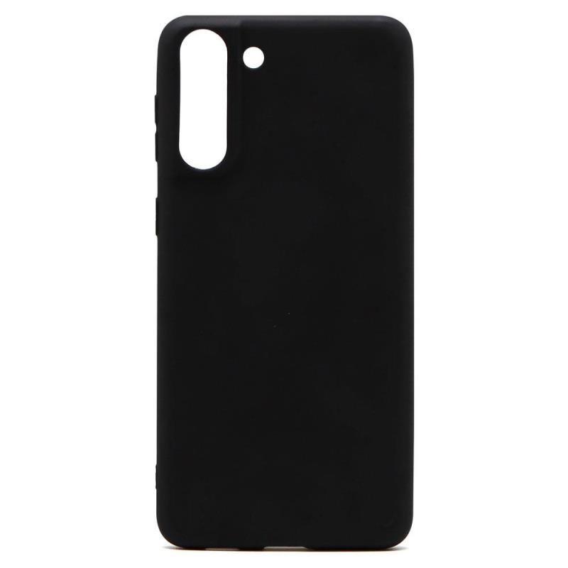 Θήκη Soft TPU inos Samsung G996B Galaxy S21 Plus 5G S-Cover Μαύρο
