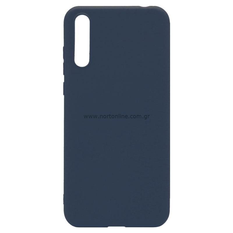 Θήκη Soft TPU inos Huawei P Smart S S-Cover Μπλε