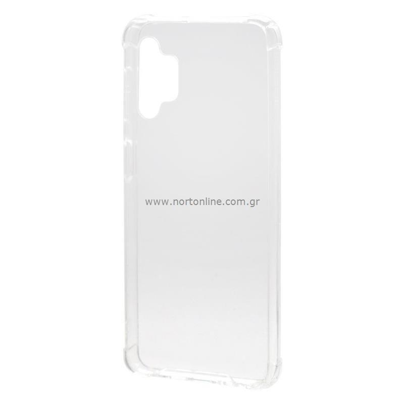 Θήκη TPU & PC Samsung A326B Galaxy A32 5G Shock Proof Διάφανο