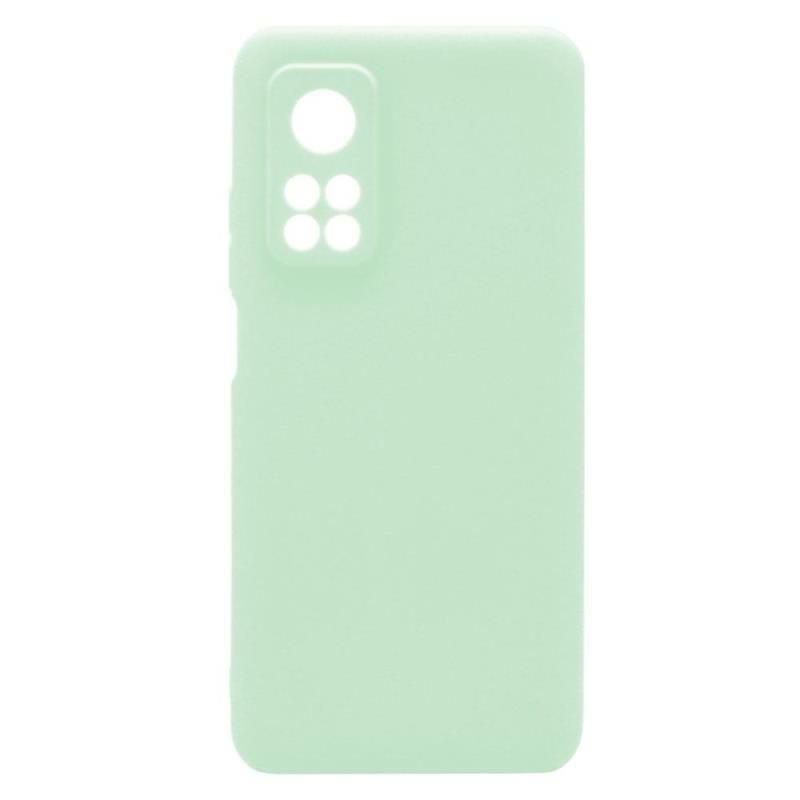 Θήκη Soft TPU inos Xiaomi Mi 10T 5G/ Mi 10T Pro 5G S-Cover Φυστικί