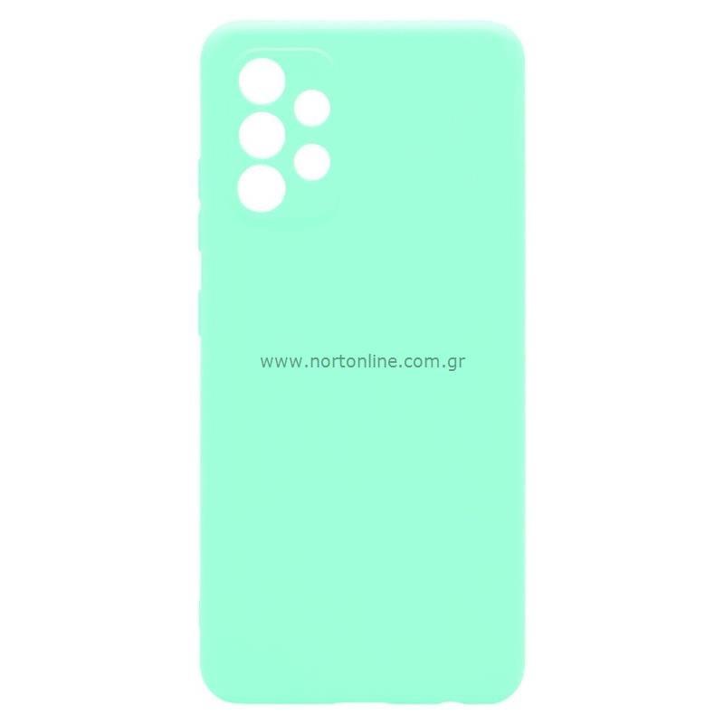 Θήκη Soft TPU inos Samsung A325F Galaxy A32 4G S-Cover Φυστικί